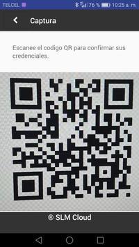 SLM Authenticator screenshot 1