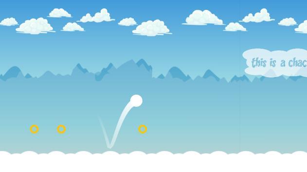 cloudy ball screenshot 1