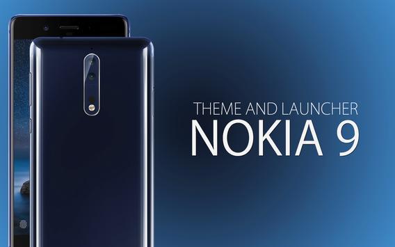 Theme for Nokia 9 poster