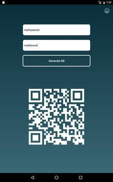 WiFi QR Catcher apk screenshot