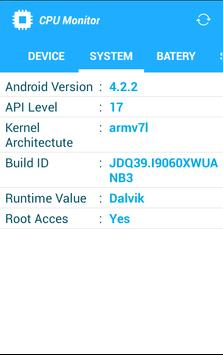CPU PROCESS SYSTEM MONITOR for Android - APK Download