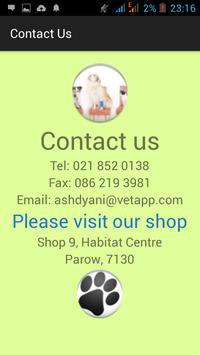 VetShop screenshot 5