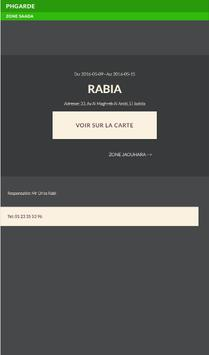 Pharmacie de Garde   El Jadida apk screenshot