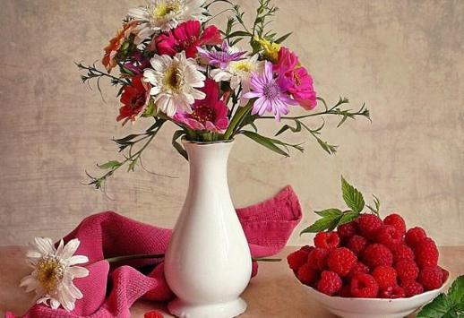 beautiful vase of flowers screenshot 7