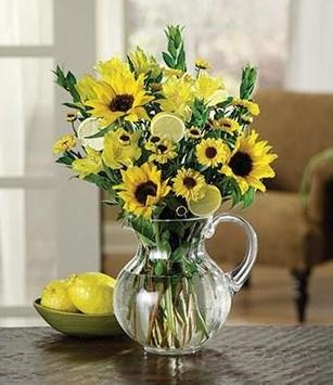 beautiful vase of flowers screenshot 9