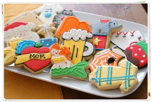 Funny Halloween Cookies Idea poster