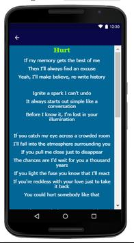 Lady Antebellum - Song And Lyrics apk screenshot