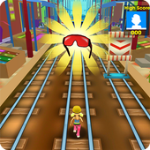 Subway Surf 2018 - Unlimited coin and keys icon