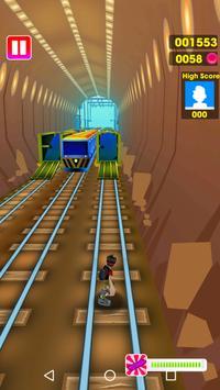 Subway Surf 2018 - Unlimited coin and keys screenshot 4