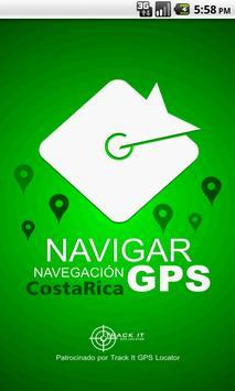 Navigar Costa Rica poster