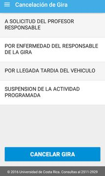 Control de Giras UCR screenshot 3