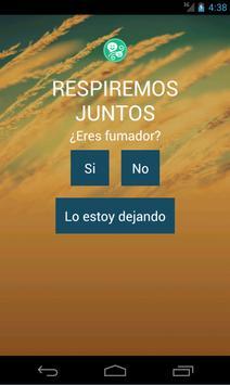 Respiremos Juntos poster