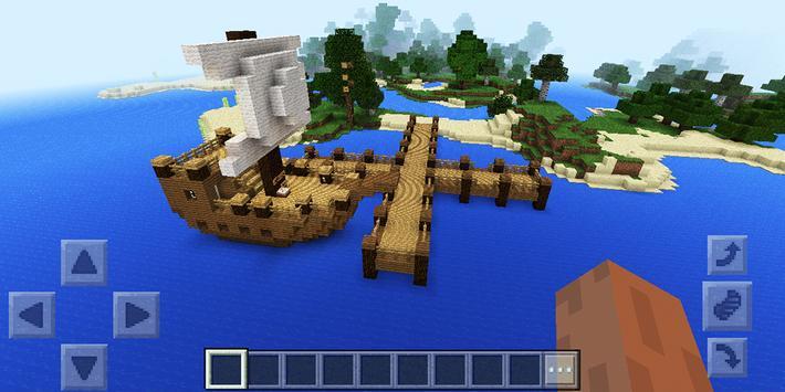 Attraction Park Minecraft map screenshot 5
