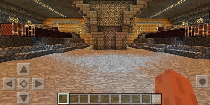 Wars on Star Minecraft map screenshot 13