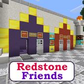 Redstone Friends MCPE map icon