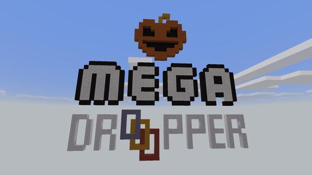 Halloween Dropper MCPE map apk screenshot