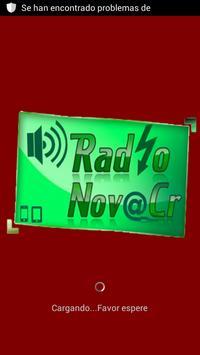 Radio Nova CR poster