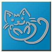 Running Neko icon