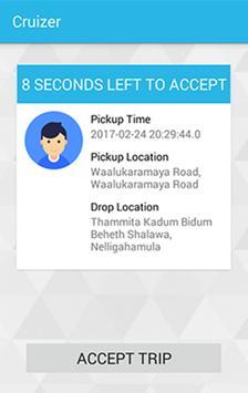 Cruizer Driver (Sri Lanka) screenshot 1