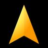 Kompas (with camera view)-icoon
