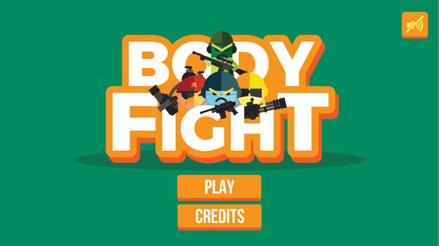 Body Fight poster