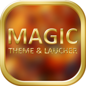 Magic Theme and Launcher icon