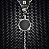 Metallic Zipper Screen icon