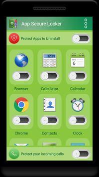 App Secure Locker apk screenshot