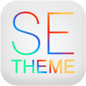 SE Theme and Launcher icon