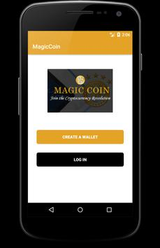 Magic Coin Wallet poster