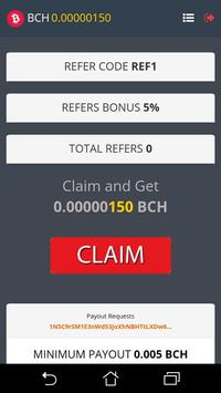 BCHReward screenshot 1
