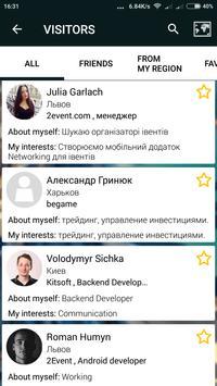 All Bitcoin events. Blockchain. ICO screenshot 4