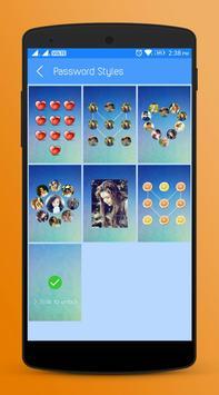 Typophone Lock Screen screenshot 2