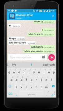 Strangers Chat - Free Love and Dating app screenshot 1