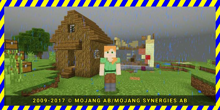 Peta Hello Neighbor Village baru untuk MCPE screenshot 12
