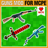 Guns Mod for Minecraft icon
