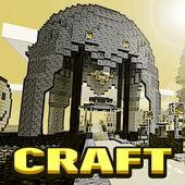 Craft Blocky World New Survival Adventure Games icon