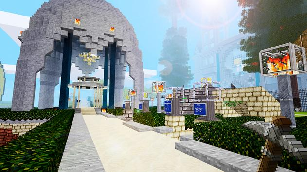 Craft Blocky World New Survival Adventure Games screenshot 9