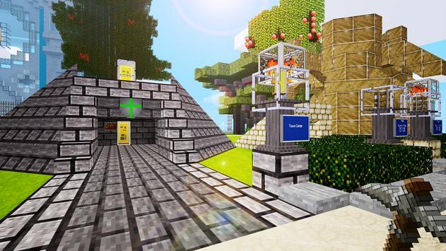 Craft Blocky World New Survival Adventure Games screenshot 17