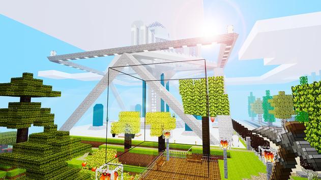 Craft Blocky World New Survival Adventure Games screenshot 15