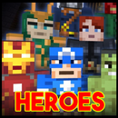 Crafting Heroes : Build House Pocket Edition APK