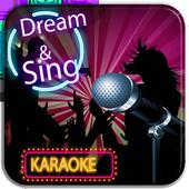 Karaoke Star Sing along Karaoke singer icon