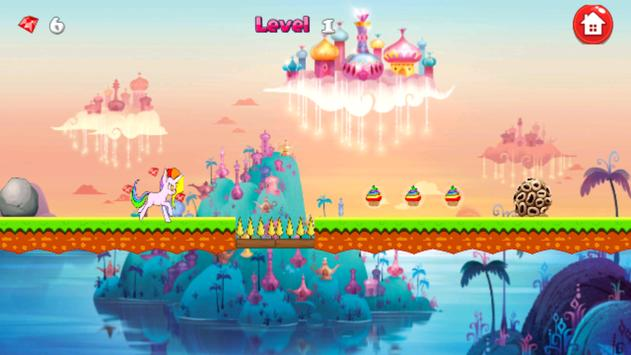 Crazy Flutershy Jump screenshot 1
