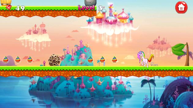 Crazy Flutershy Jump screenshot 5