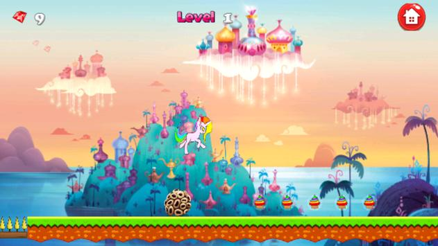 Crazy Flutershy Jump apk screenshot