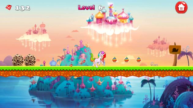 Crazy Flutershy Jump screenshot 8