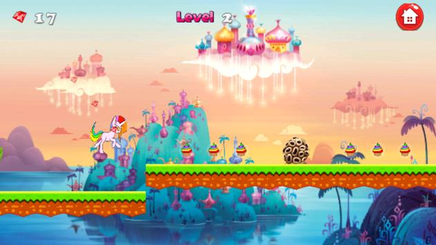 Crazy Flutershy Jump screenshot 9