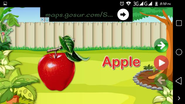 KIDS Learning Level 1 apk screenshot