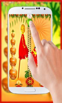 Gudi Padwa Theme Zipper Lock screenshot 4