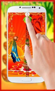 Gudi Padwa Theme Zipper Lock screenshot 8